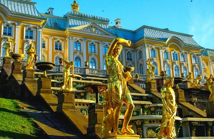 Peterhof Palace and Park