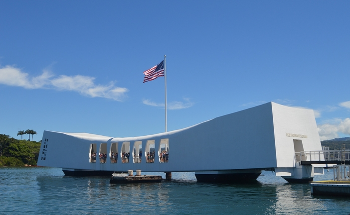 Things to do in Honolulu: Visit USS Arizona Memorial