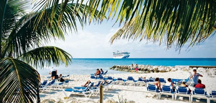 Cruise to Princess Cays