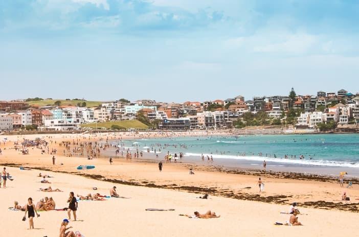 Spend A Day In Bondi Beach In Sydney, Australia