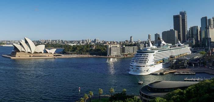 Cruise to Sydney
