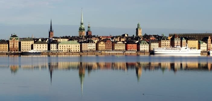 Cruise to Stockholm and explore the Old Town