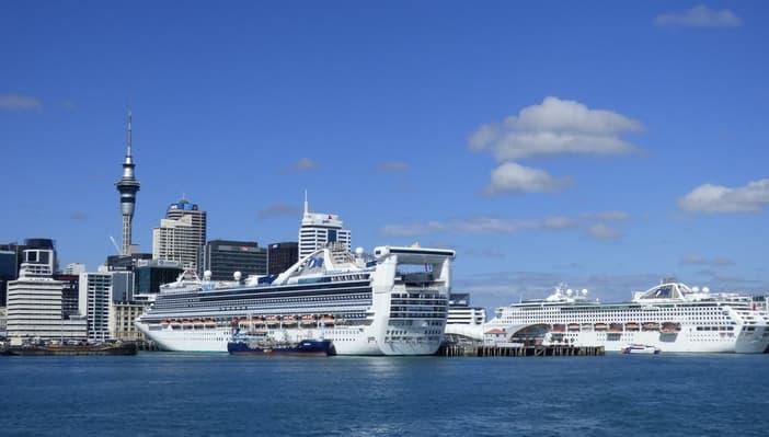 Cruise To Auckland New Zealand Natural Splendor