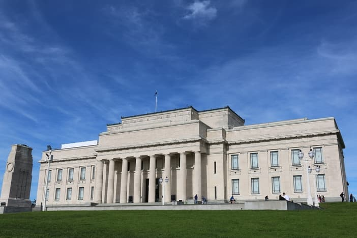 Top attractions: Auckland War Memorial Museum