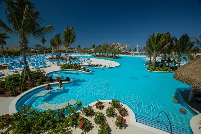 Oasis Lagoon's pool