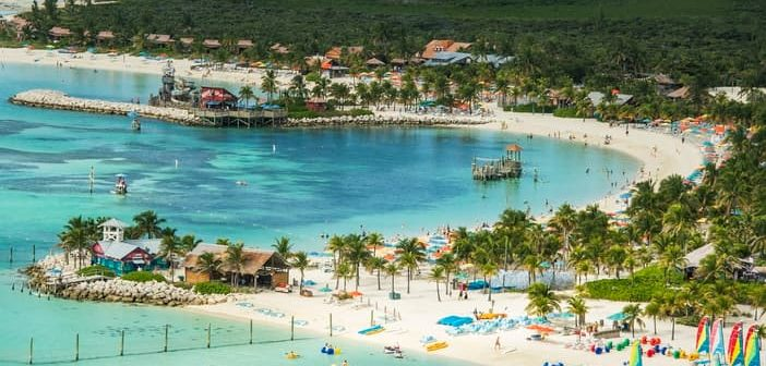 Cruise to Castaway Cay
