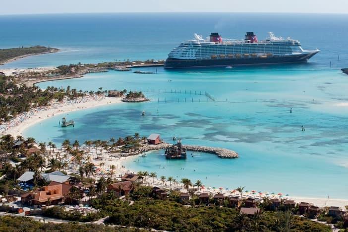 Disney Dream, Castaway Cay