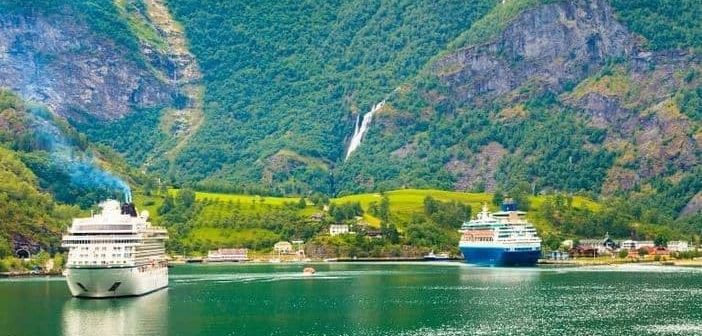 Sognefjord, Flam