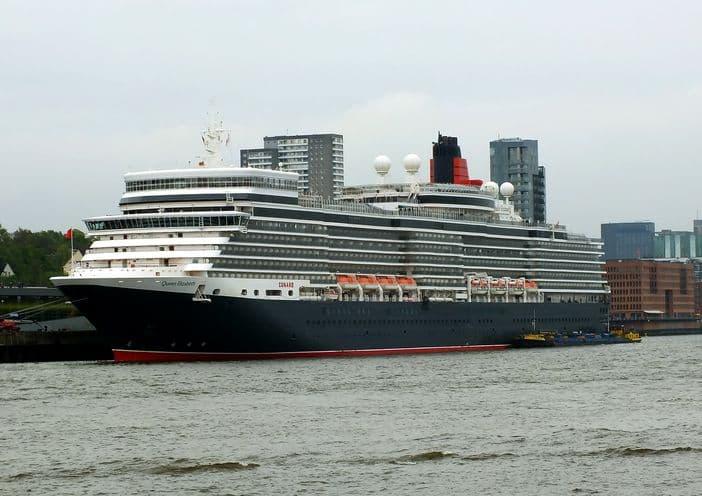 Queen Elizabeth Hamburg