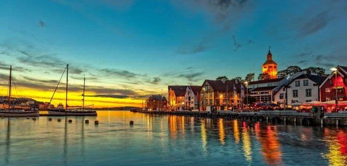 Cruise to Stavanger
