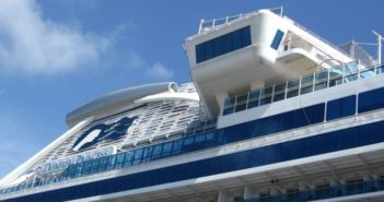Bridge of Diamond Princess