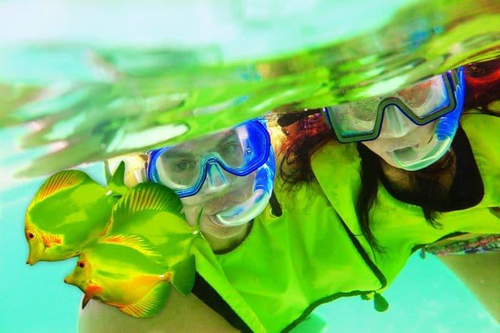 Underwater Experiences
